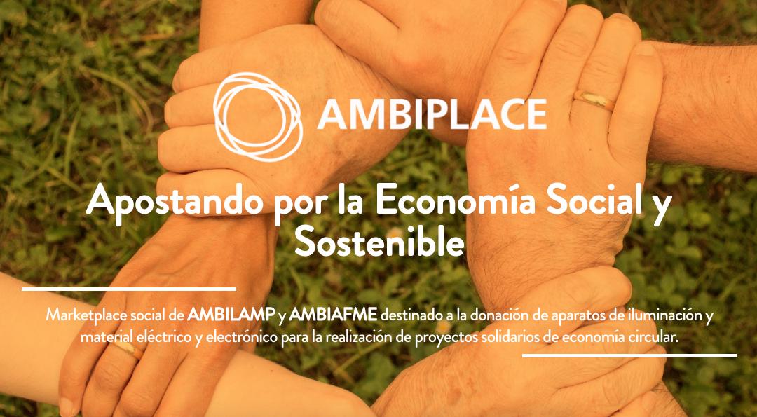 Ponemos en marcha AMBIPLACE, un marketplace social para la prevención de residuos