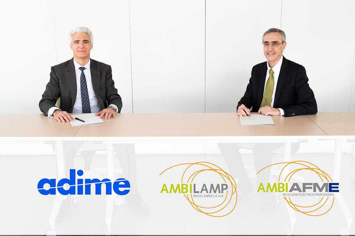 ADIME se integra en AMBIPLACE